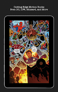 Download Madefire Comics & Motion Books 1.8.1 Apk for android