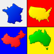 Download Maps of All Countries in the World: Geography Quiz 3.1.0 Apk for android