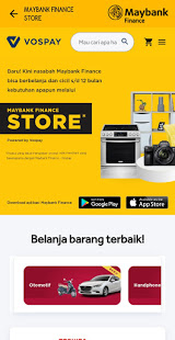 Download Maybank Finance 5.0.1 Apk for android
