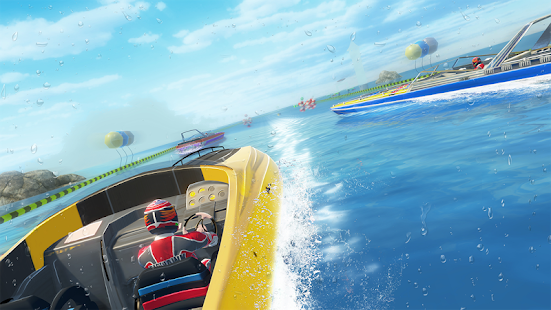 Download Mega Ramp Stunts Master Speed Boat Racing Games 3.3 Apk for android
