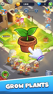 Download Merge Plants – Zombie Defense 1.4.4 Apk for android