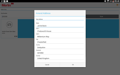 Download Merlin CRM 1.37.03 Apk for android