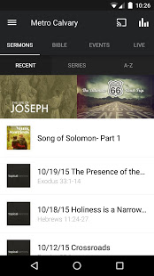 Download Metro Calvary App 5.11.0 Apk for android