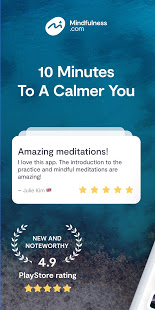 Download Mindfulness - Meditate with Mindful Meditation 1.0.46 Apk for android
