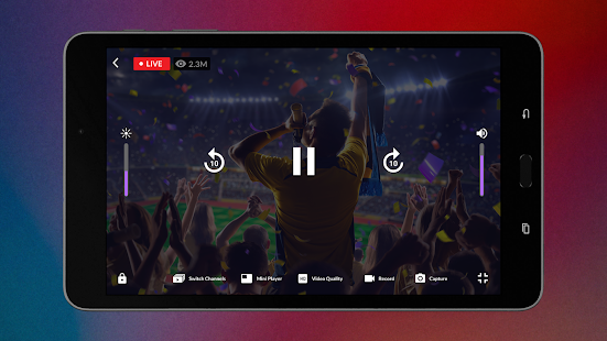Download mjunoon.tv: Watch PSL 6 2021 Live and Free Apk for android