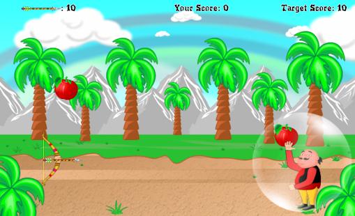 Download Motu Patlu Fruit Attack 2.0 Apk for android