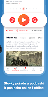 Download mujRozhlas - Český rozhlas 1.7.1 Apk for android
