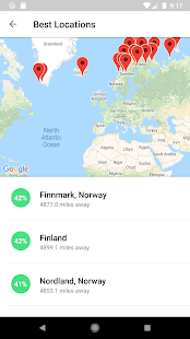 Download My Aurora Forecast Pro - Aurora Borealis Alerts 4.0.1 Apk for android