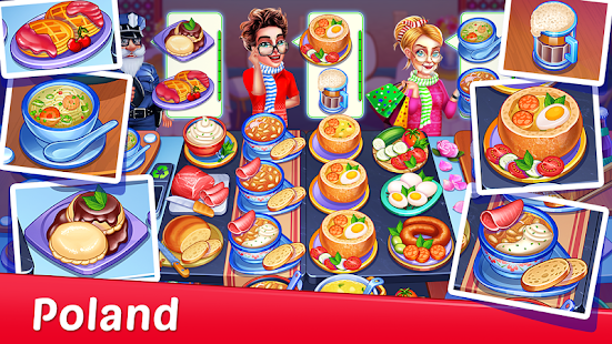 Download My Cafe Shop: Star Chef's Restaurant Cooking Games 1.14.3 Apk for android