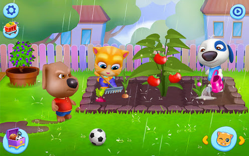 Download My Talking Tom Friends 1.6.0.32 Apk for android