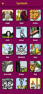 Download Mysterious Tarot - Free, Audible Tarot Reading App 2.7.9 Apk for android
