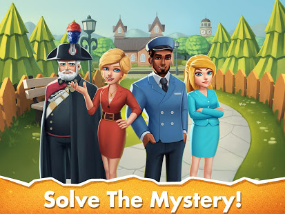 Download Mystery Island : Lost Manor Lane & Magic Match 3 1.6 Apk for android