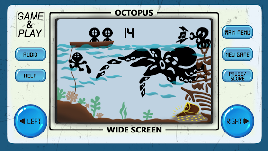 Download OCTOPUS 80s Arcade Games 1.1.32 Apk for android