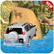 Download Off road Land Cruiser Jeep:Prado Driving 2021 1.10 Apk for android