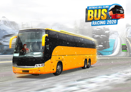 Download Offroad Hill Climb Bus Racing 2021 4.4 and up Apk for android