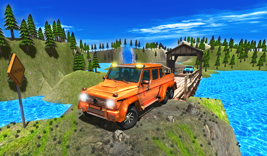 Download Offroad Racing 3D 8 Apk for android