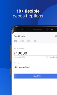 Download OKEx - Bitcoin/Crypto Trading Platform 4.7.5 Apk for android