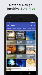 Download Omnia Music Player - Hi-Res Mp3, Ape & Opus Player 1.4.9 Apk for android