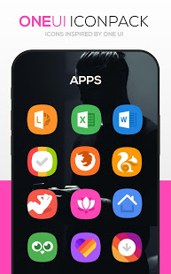 Download ONE UI Icon Pack 3.2 Apk for android