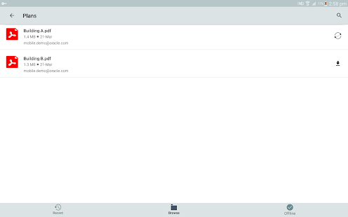 Download Oracle Primavera Projects 21.3.0 Apk for android