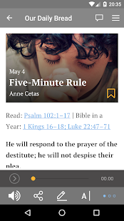 Download Our Daily Bread 3.4.3 Apk for android