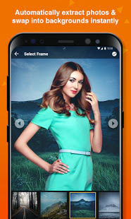 Download Photo Frames - Nature Backgrounds, Waterfall frame 7.3.1 Apk for android