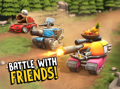 Download Pico Tanks: Multiplayer Mayhem 44.2.0 Apk for android