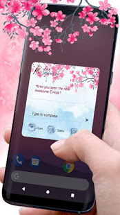 Download Pink sakura flowers 3.4.0 Apk for android