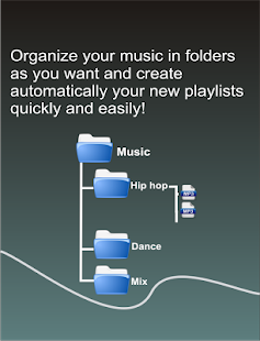 Download Playlist Organizer - Create playlists from folders 2.0 Apk for android