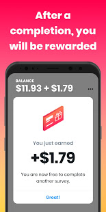 Download Poll Pay: Earn money & free gift cards cash app 5.0.25 Apk for android