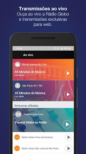 Download Rádio Globo 4.3.2 Apk for android