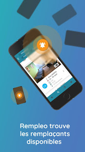 Download Rempleo 100% kiné - Remplas, assistanats & collabs 2.4.12 Apk for android