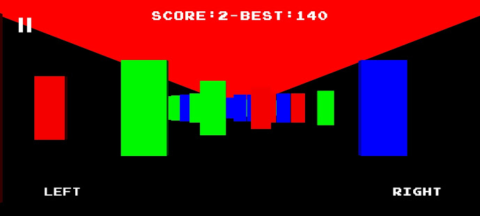 Download RGB Runner - Retro Arcade Game 2.0.16 Apk for android