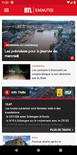 Download RTL 5minutes.lu 1.2.6 Apk for android