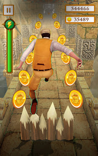 Download Scary Temple Princess Run Away: Temple Escape Run 4.4 and up Apk for android