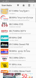 Download Siam Radio ฟังวิทยุ 10.1 Apk for android
