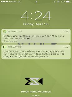 Download Sigma Stock - Trợ lý đầu tư 4.0 2.58 Apk for android