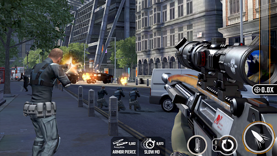Download Sniper Strike – FPS 3D Shooting Game 500066 Apk for android