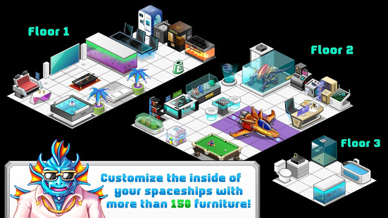 Download Space Life 1.162 Apk for android