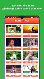 Download Status Saver for WhatsApp & Status Downloader 1.59 Apk for android
