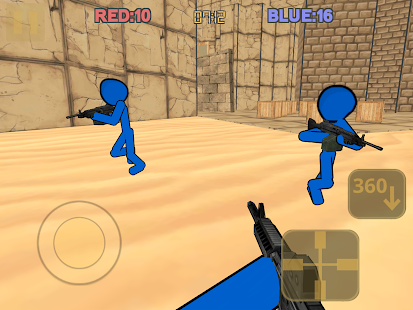 Download Stickman Counter Terror Strike 1.08 Apk for android