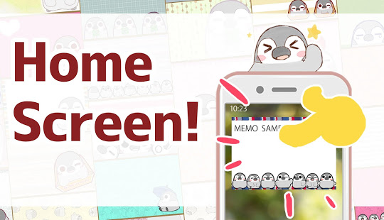 Download Sticky Note Pesoguin Memo 1.0.17 Apk for android