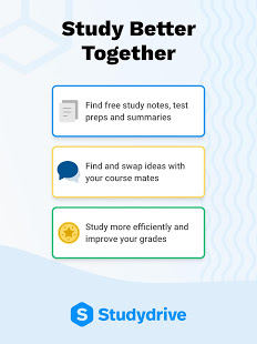 Download Studydrive - Free Study Materials For Your Courses Apk for android