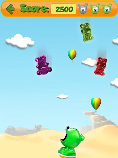 Download Talking Gummy Free Bear Games for kids 3.5.1 Apk for android