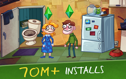 Download Troll Face Quest: Video Games 2 - Tricky Puzzle 2.2.2 Apk for android