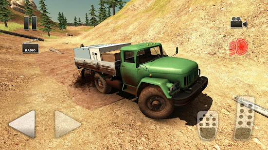 Download Truck Driver Crazy Road 2 1.21 Apk for android