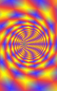 Download Tunnel to the Astral plane - Music Visualizer 250 Apk for android