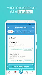 Download vimedi - Medikation einfach sicher 4.0.36 Apk for android