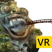 Download VR Temple Roller Coaster for Cardboard VR 1.7.0 Apk for android