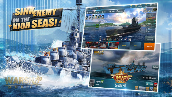 Download Warship World War 2.7.2 Apk for android